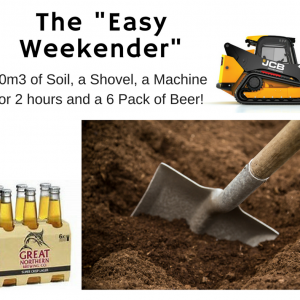 The Easy Weekender