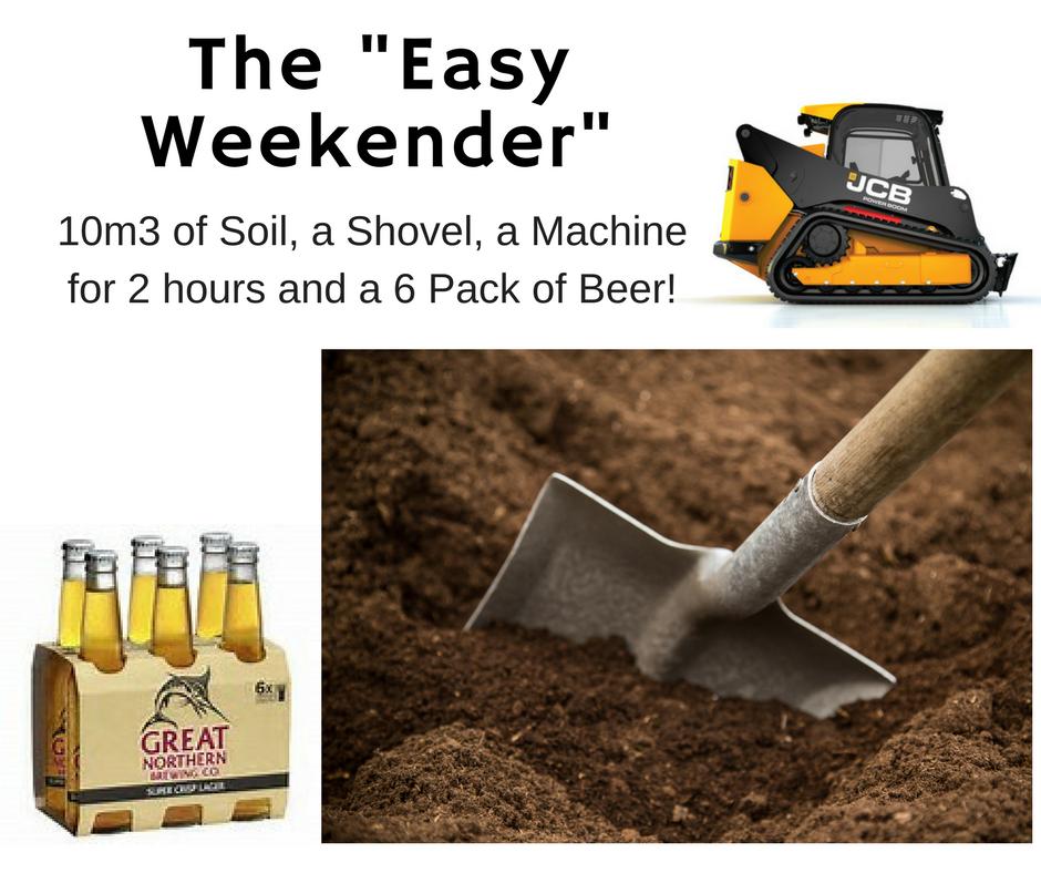 The Easy Weekender